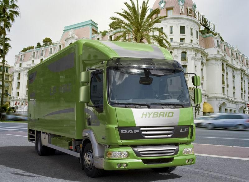 Photo of Η DAF ξεκινάει την παραγωγή του φορτηγού LF Hybrid