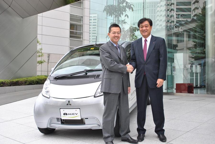 Photo of Η Mitsubishi Motors Corporation Υπογράφει Συμφωνία Συνεργασίας με την Κυβέρνηση της Σιγκαπούρης