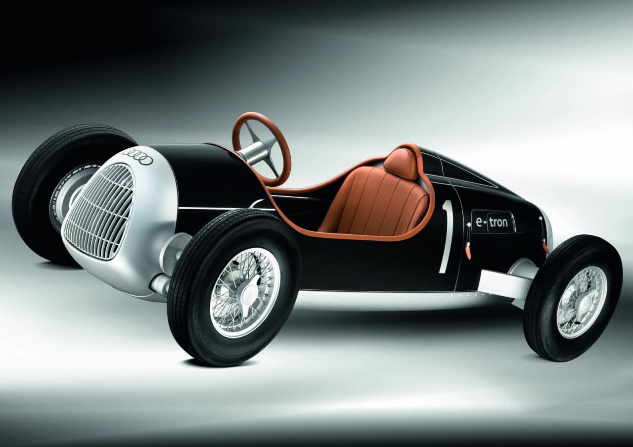 Photo of Πρωτότυπο ηλεκτροκίνητο Audi, μόνο για παιδιά!