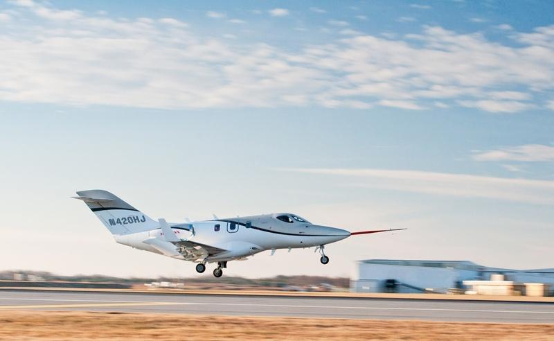 Photo of Πρώτη πτήση για το HondaJet προδιαγραφών FAA