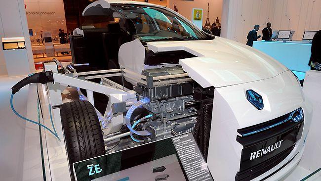 Photo of Renault EV: Διαρροή προς… Κίνα μεριά!
