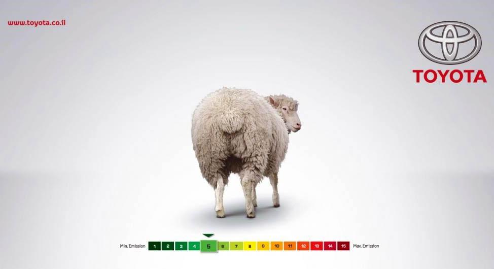 Photo of Toyota Prius, πιο καθαρό και από ένα πρόβατο!