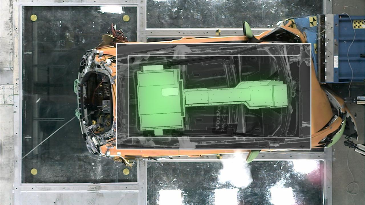 Photo of Βίντεο: Ηλεκτρικό… crash-test από την Volvo!