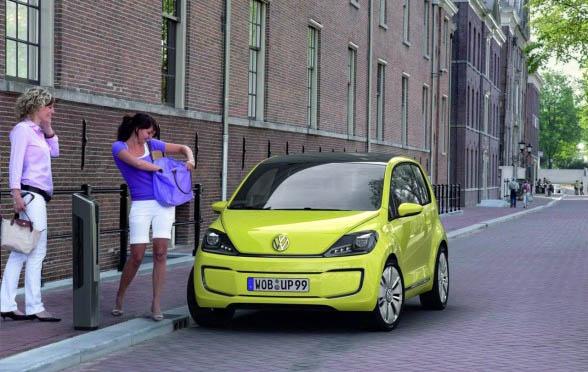 Photo of Πετρελαιοκίνητο υβριδικό Up ετοιμάζει η VW!