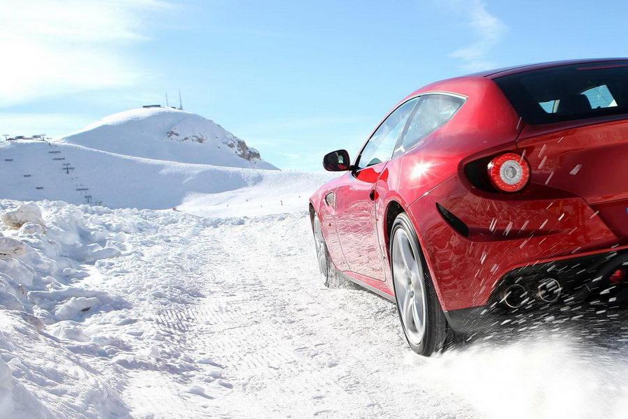 Photo of Βίντεο: Η πρώτη τετρακίνητη Ferrari!