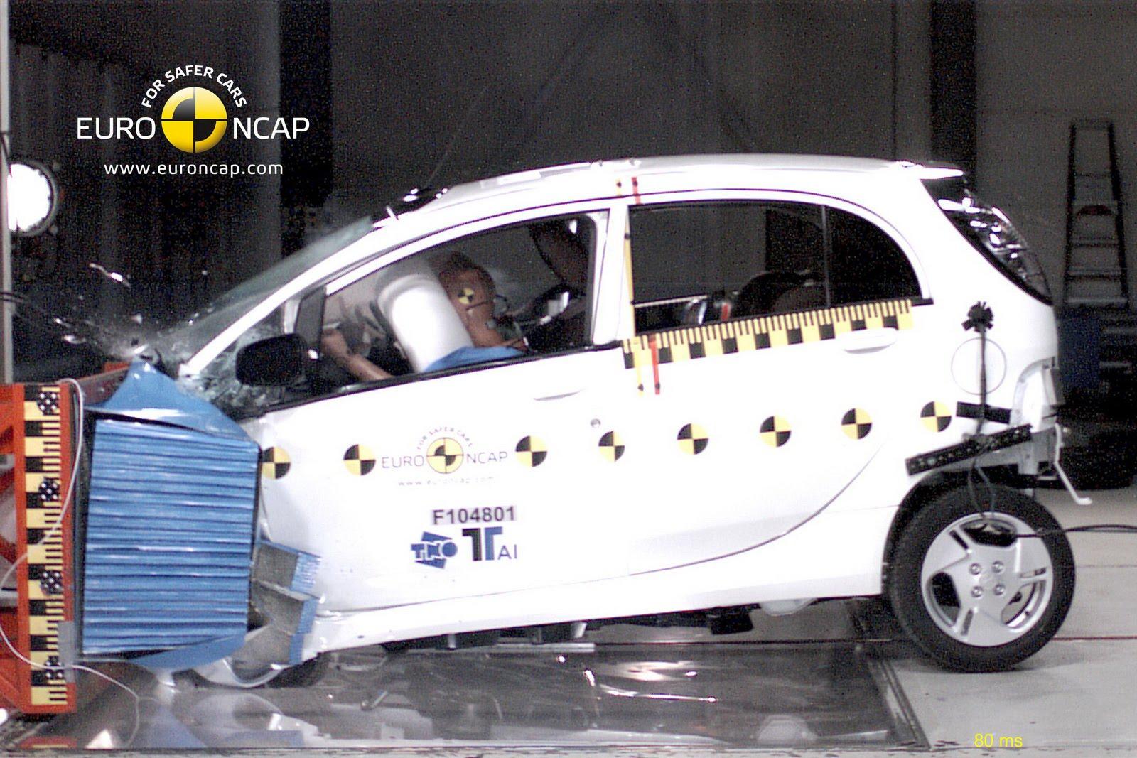 "Photo of Euro NCAP: To πρώτο ""ηλεκτρικό"" crash-test!"