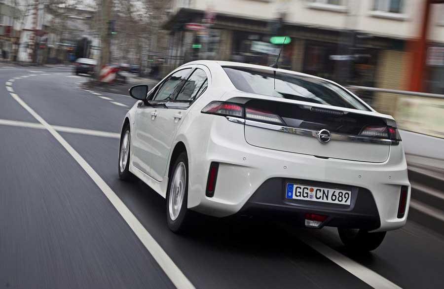 Photo of Έκδοση Παραγωγής Opel Ampera: Παγκόσμια Πρεμιέρα στη Γενεύη