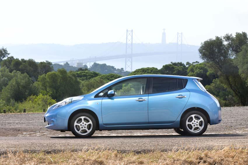 Photo of Πρώτη επαφή με το Nissan Leaf