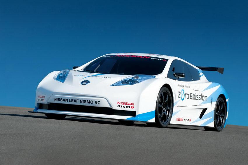 Photo of Bίντεο: To πρώτο του Nissan Leaf NISMO RC!