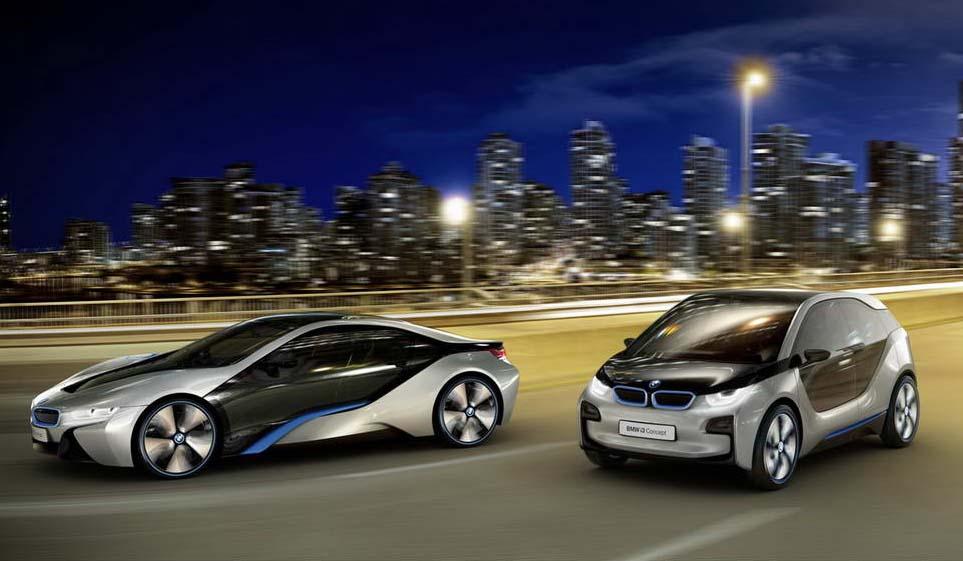 Photo of BMW i3 & i8, τα πρώτα στοιχεία…