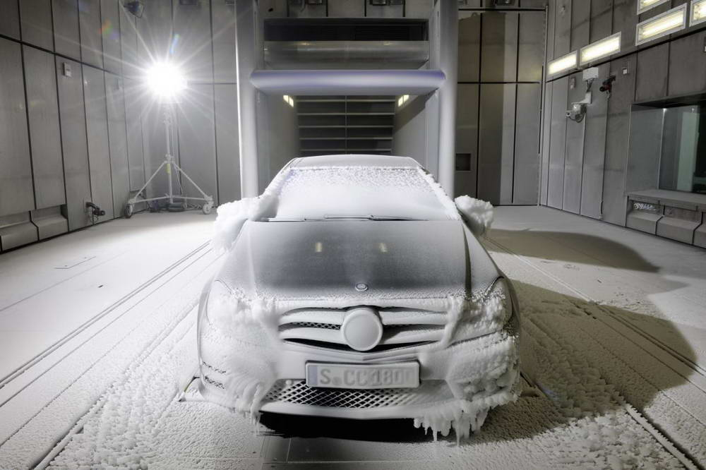 Photo of Video: Kέντρο προσομοίωσης κλίματος από την Mercedes-Benz