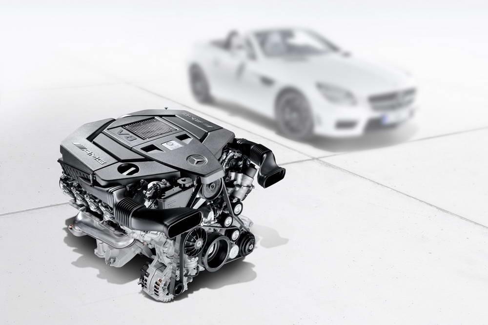 Photo of Mercedes-AMG, με νέο V8 κινητήρα!
