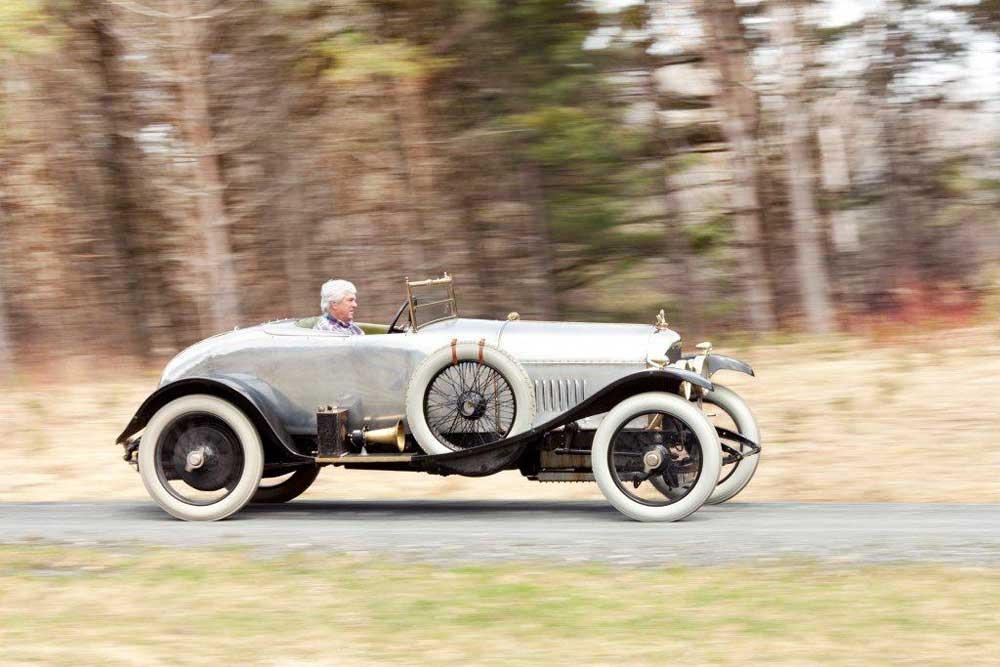 Photo of $962.500 για την παλαιότερη Bentley στον κόσμο!