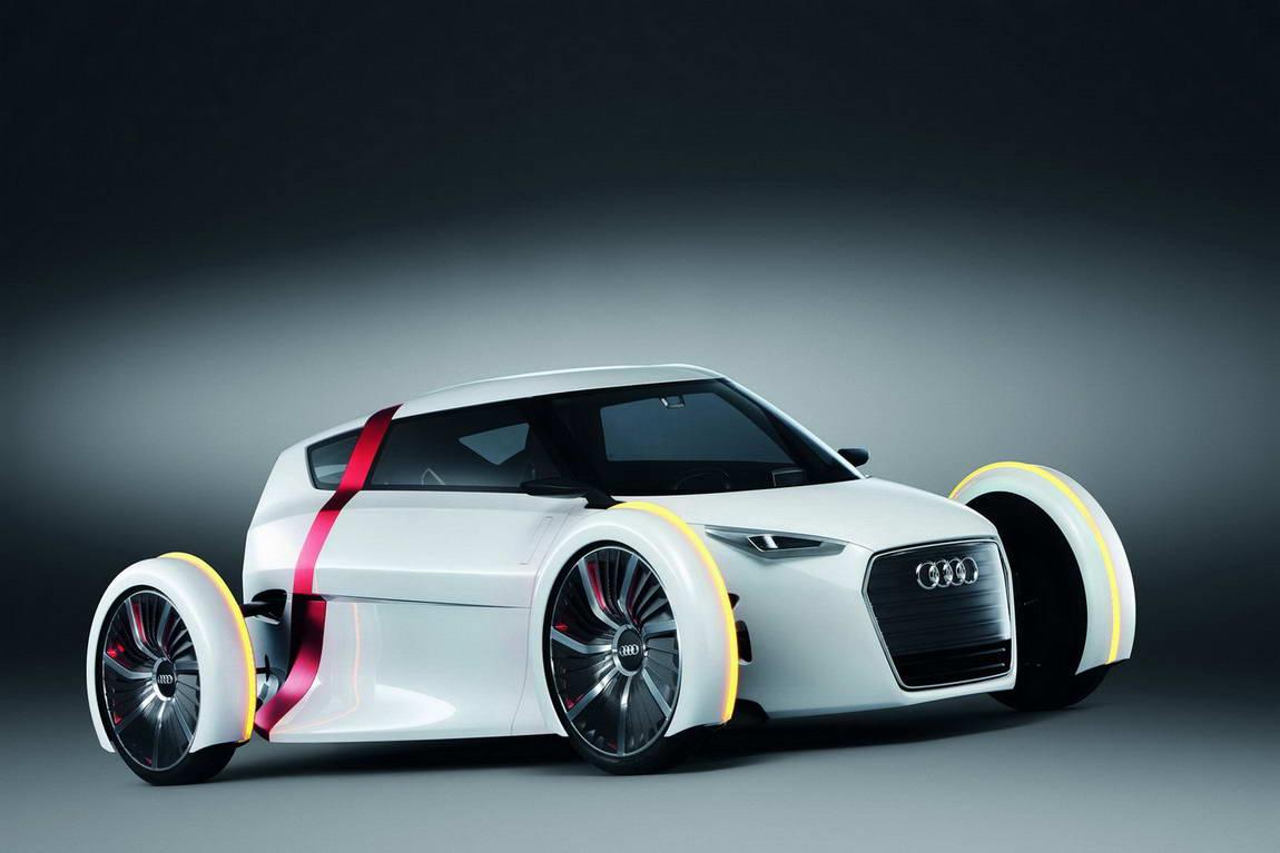 Photo of Audi Urban Concept [upd+vid]