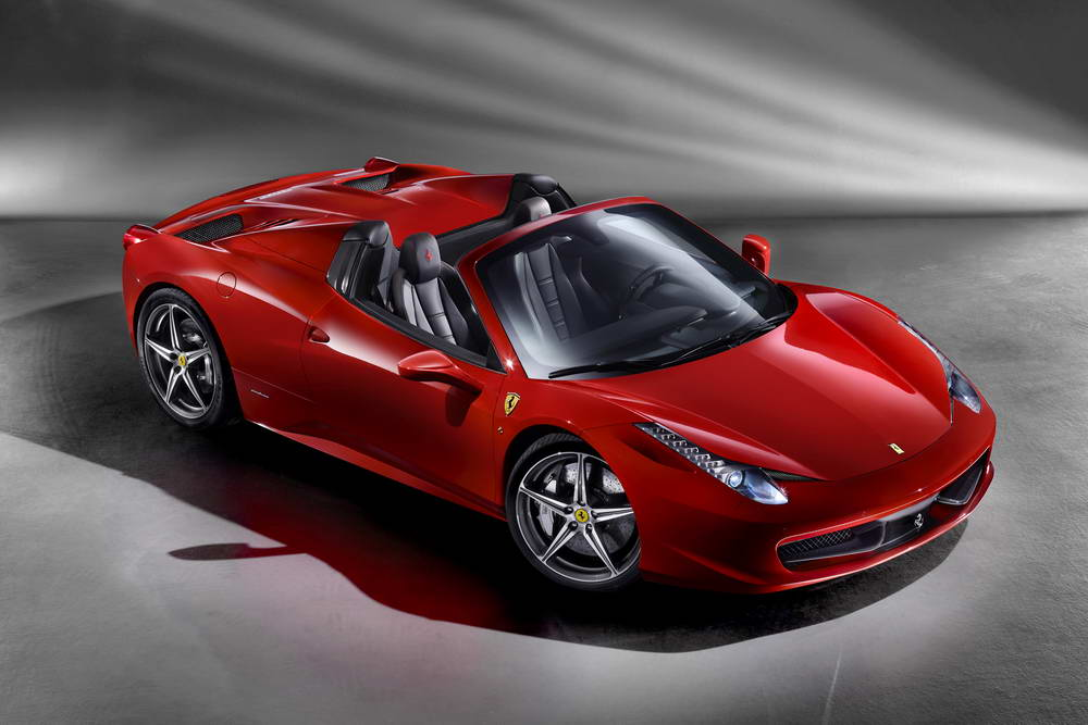 Photo of Ferrari 458 Spider [vid]