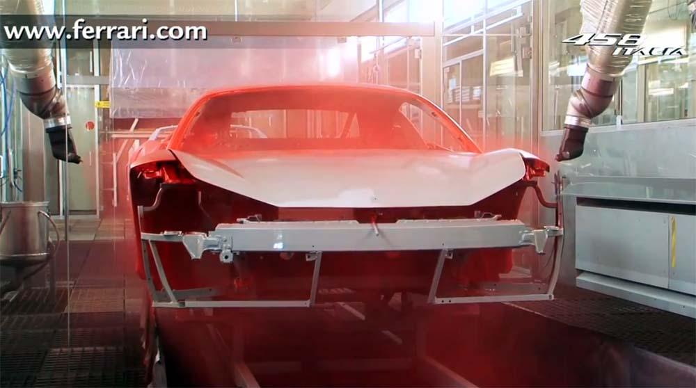Photo of Ferrari, στην παραγωγή της 458 Italia
