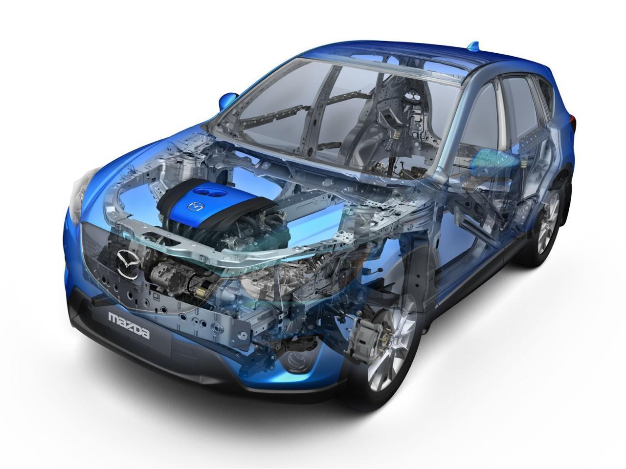 Photo of Mazda CX-5 με τεχνολογία Skyactiv!
