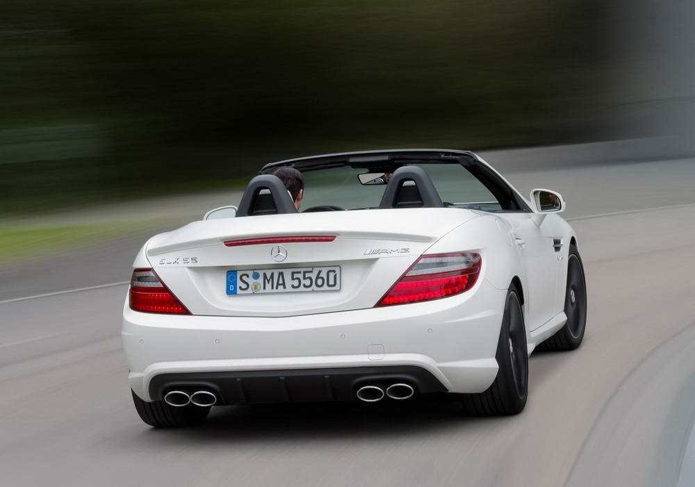 Photo of Mercedes-Benz SLK AMG [vid]