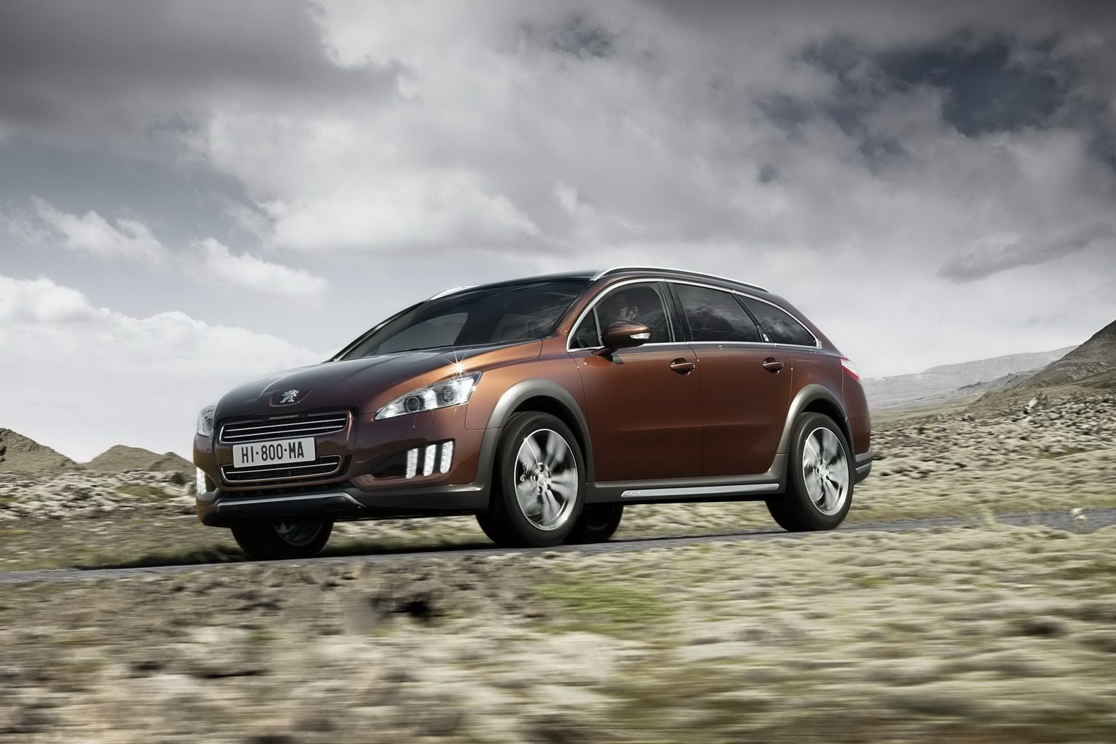 Photo of Peugeot 508 RXH [concept]