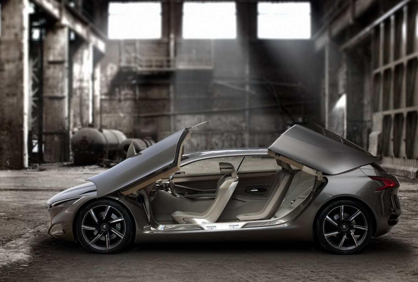 Photo of Peugeot HX1 [concept]