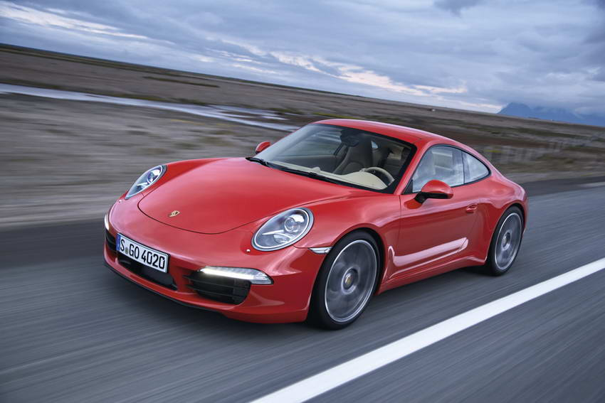 Photo of Porsche 911 Carrera 2012 [new model]
