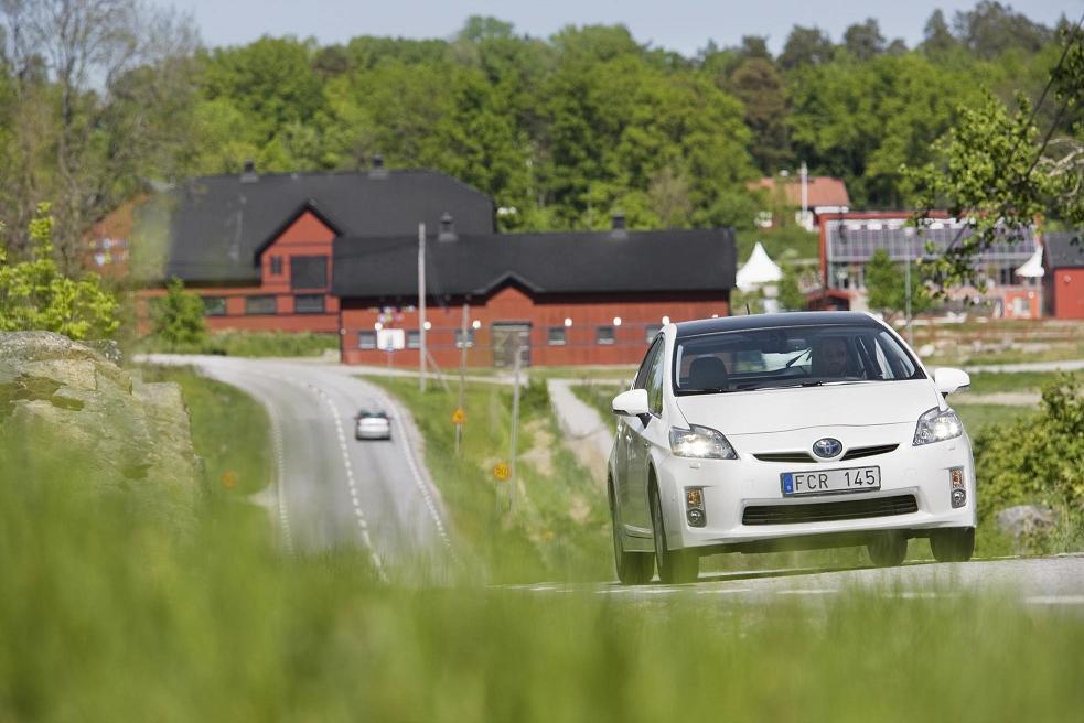 Photo of Toyota, στην κορυφή της λίστας περιβαλλοντικών αυτοκινήτων στη Γερμανία