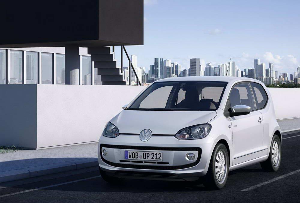 Photo of Volkswagen Up! [new model]