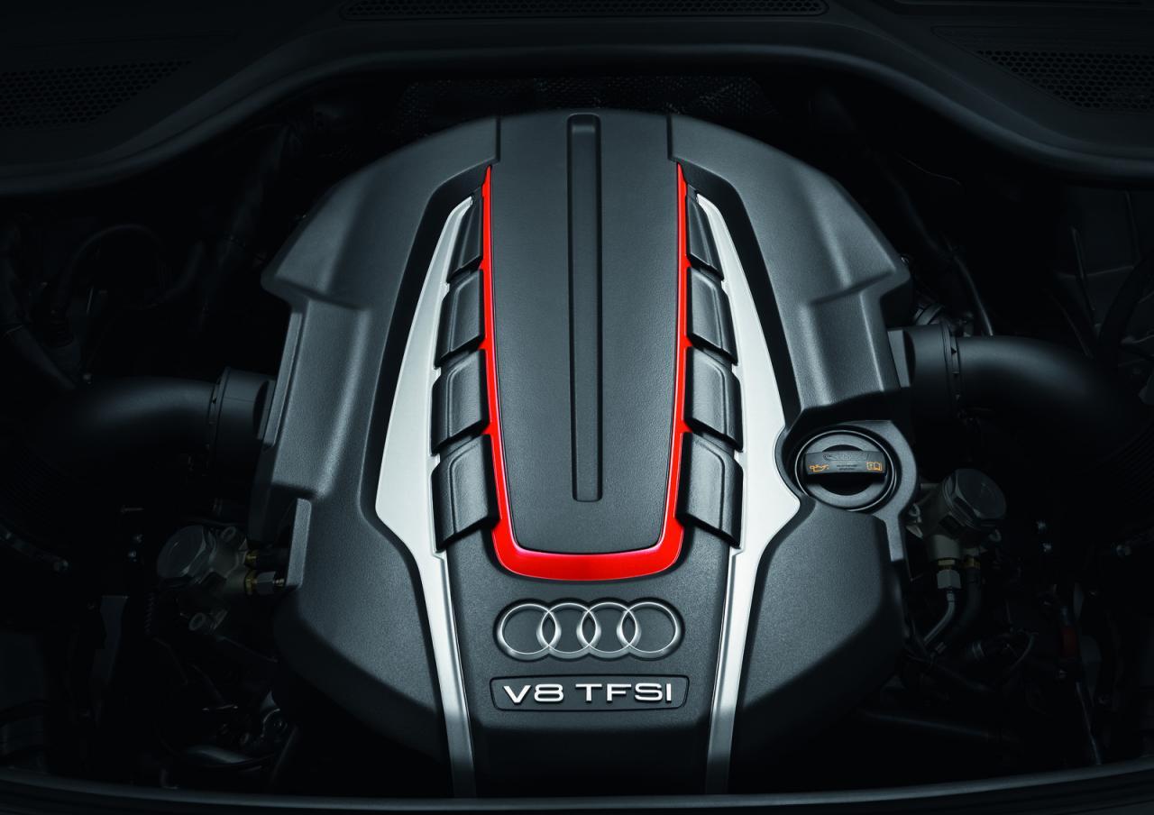 Photo of Audi S, με νέο V8 TFSI!