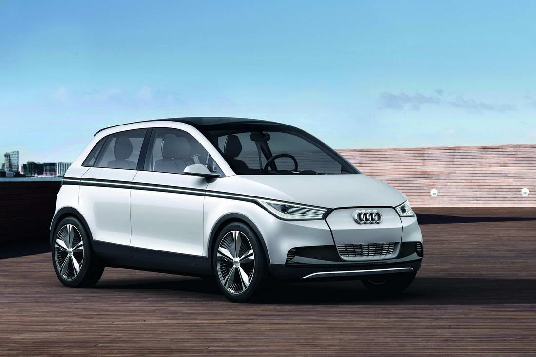 Photo of Audi A2 [concept]