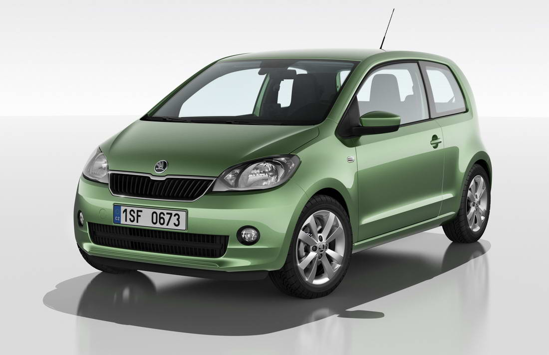 Photo of Skoda Citigo [new model]