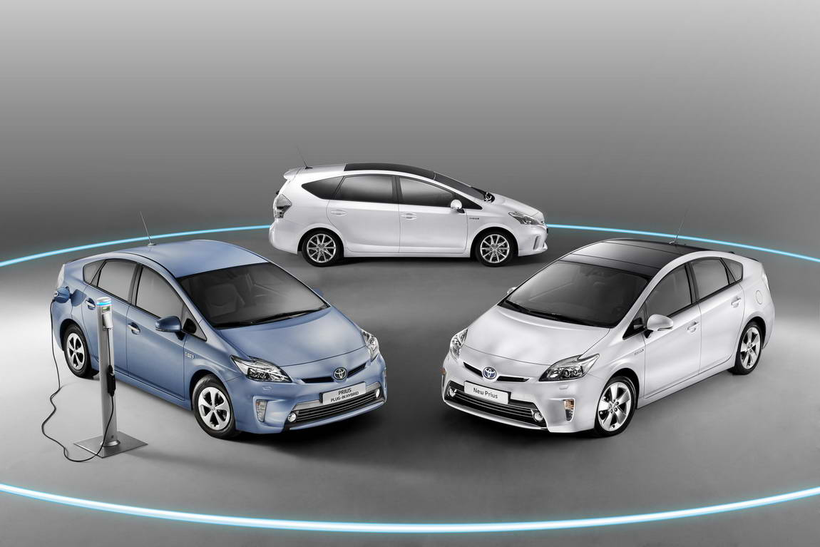 Photo of Toyota Prius plug-in [green]
