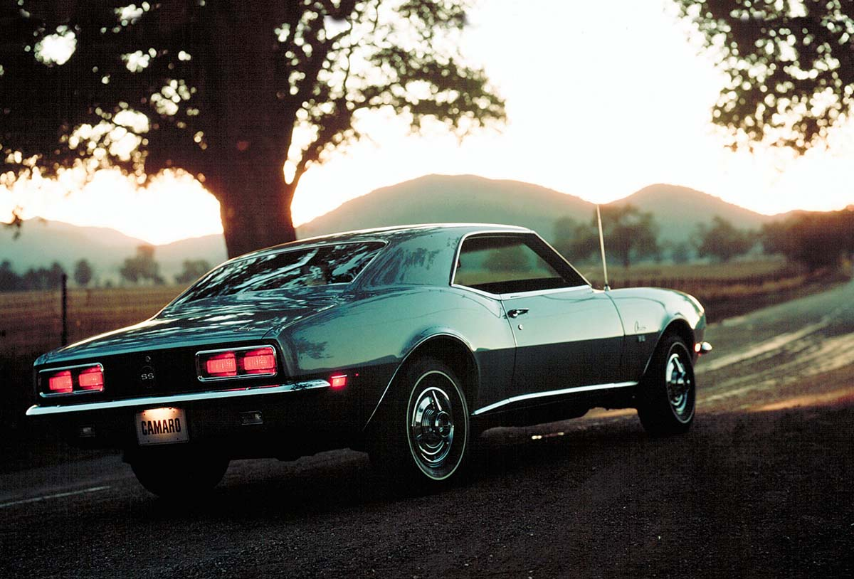 Photo of Η χρυσή εποχή των muscle cars