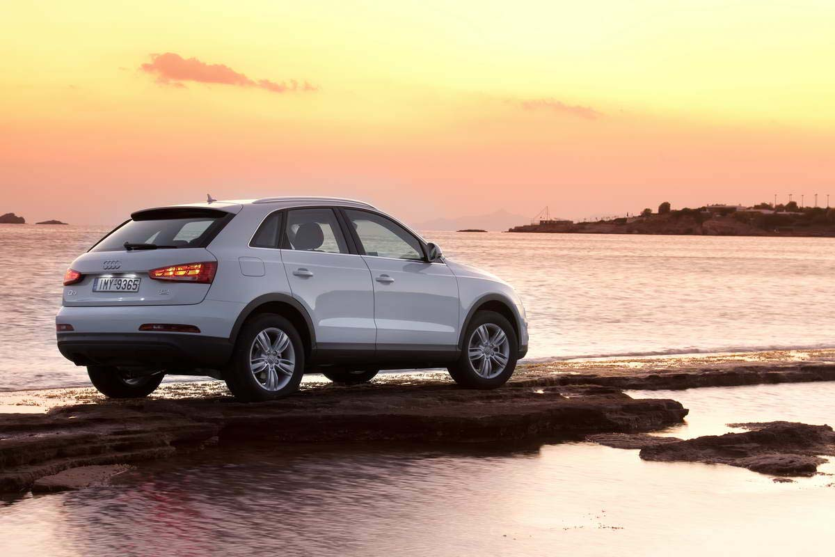 Photo of Audi Q3 [market]