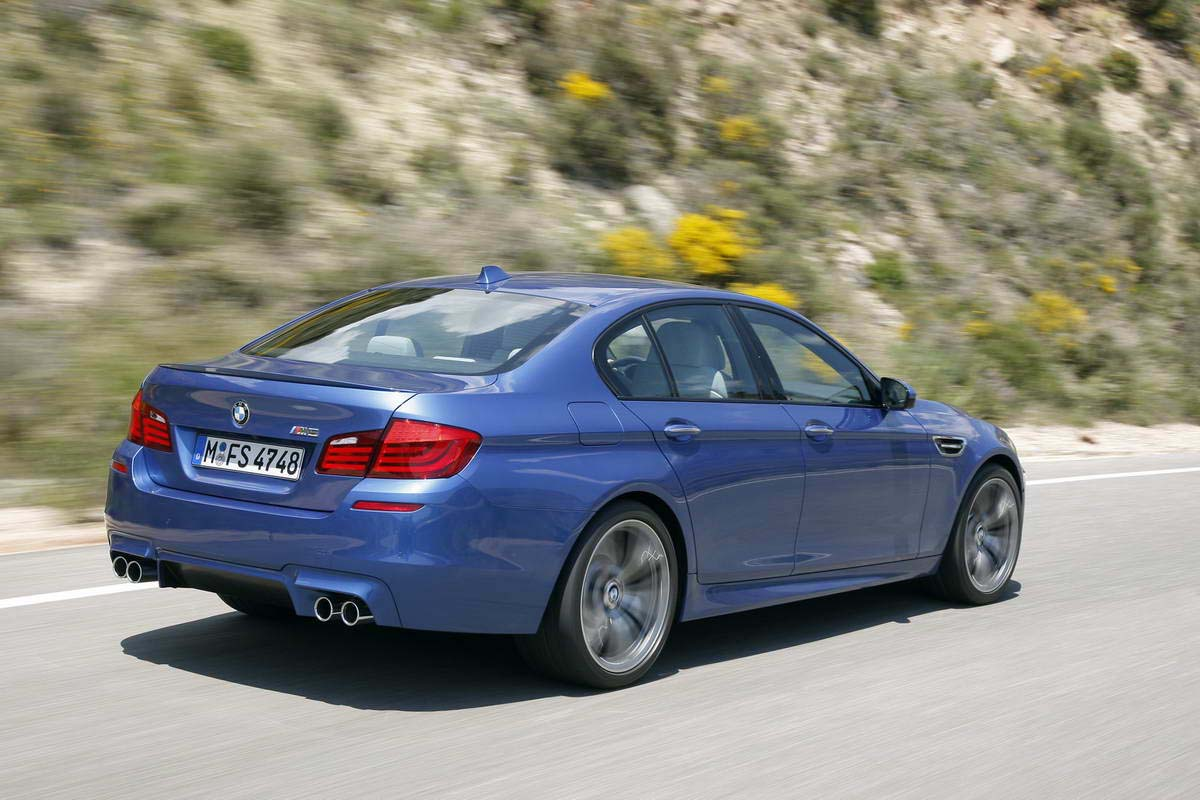 Photo of BMW M5 2012