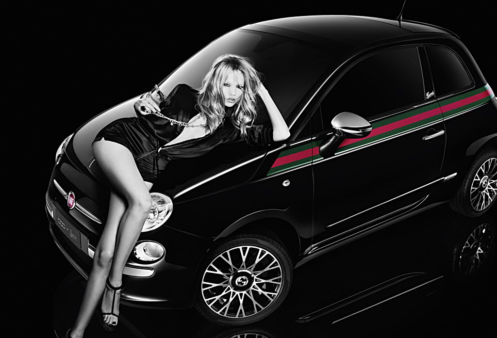Photo of Fiat 500 & 500C by Gucci: pret a porter σε κίνηση