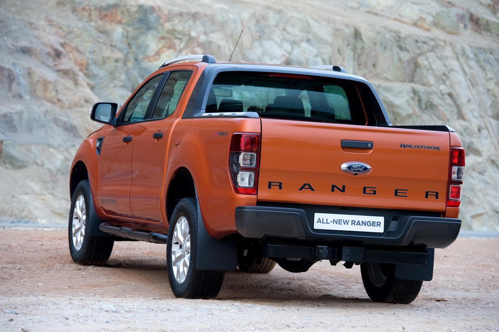 Photo of Νέο Ford Ranger [EuroNCAP]