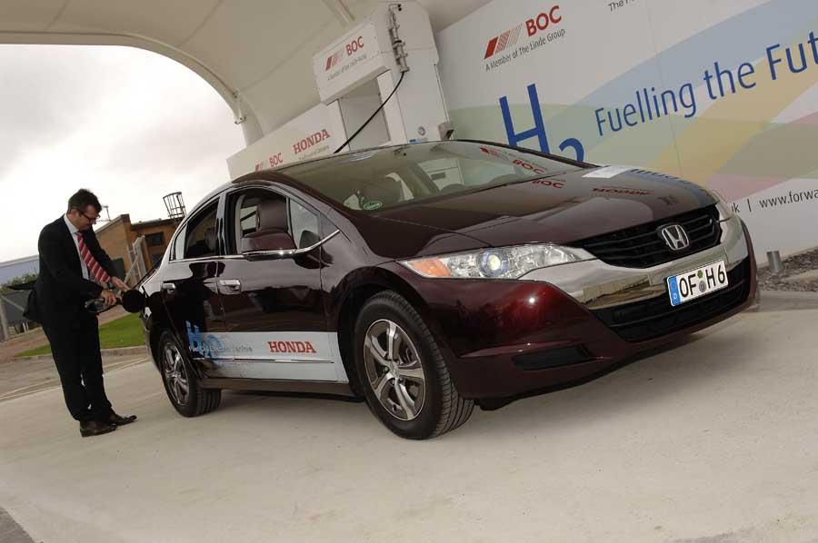 "Photo of Honda, εγκαινιάζει το πρώτο ""υδρογονονάδικο"" στη Μ.Βρετανία"