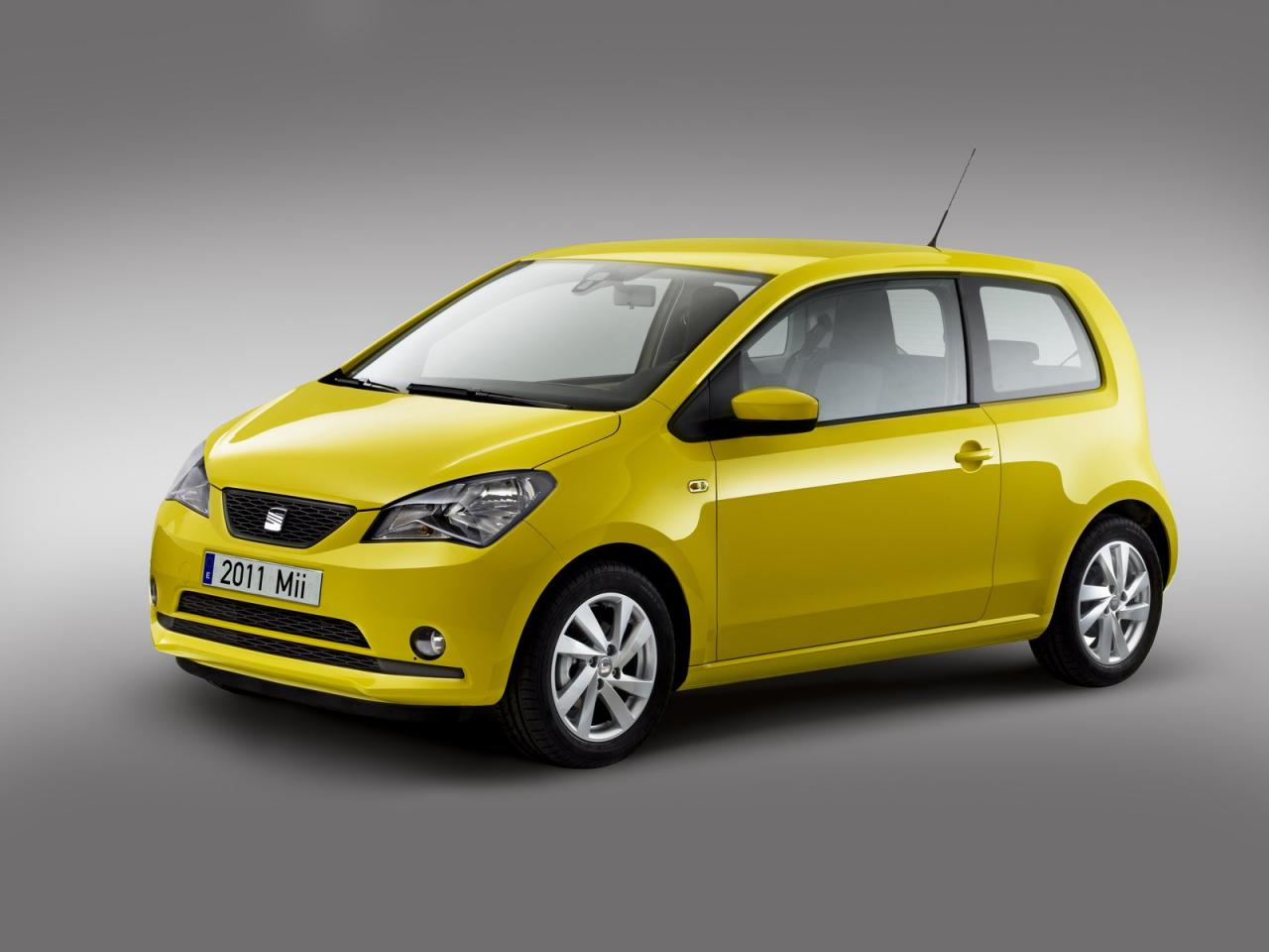 Photo of Seat Mii [vid]
