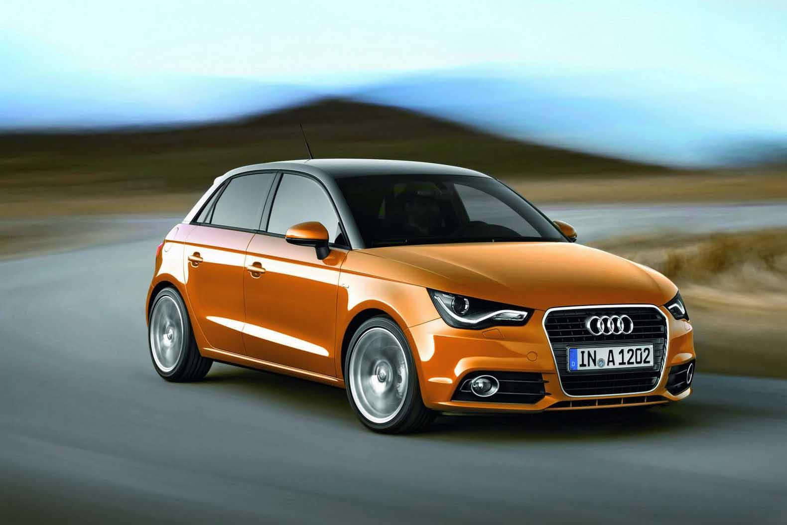 Photo of Audi A1 Sportback [new model + video]