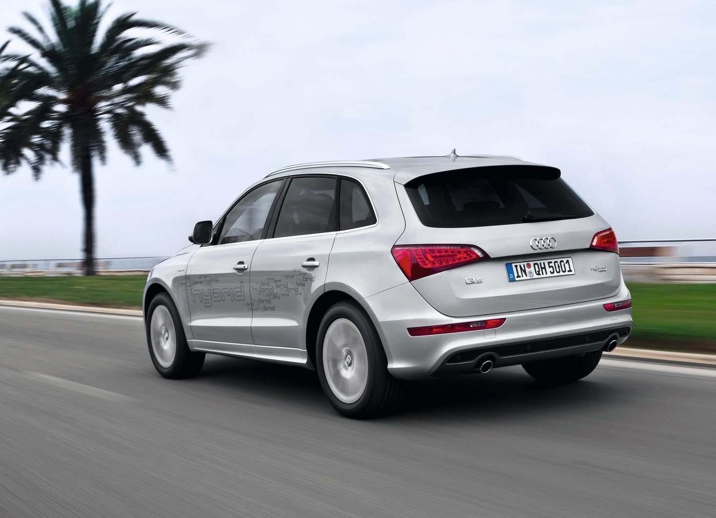 Photo of Audi Q5 Hybrid [market]