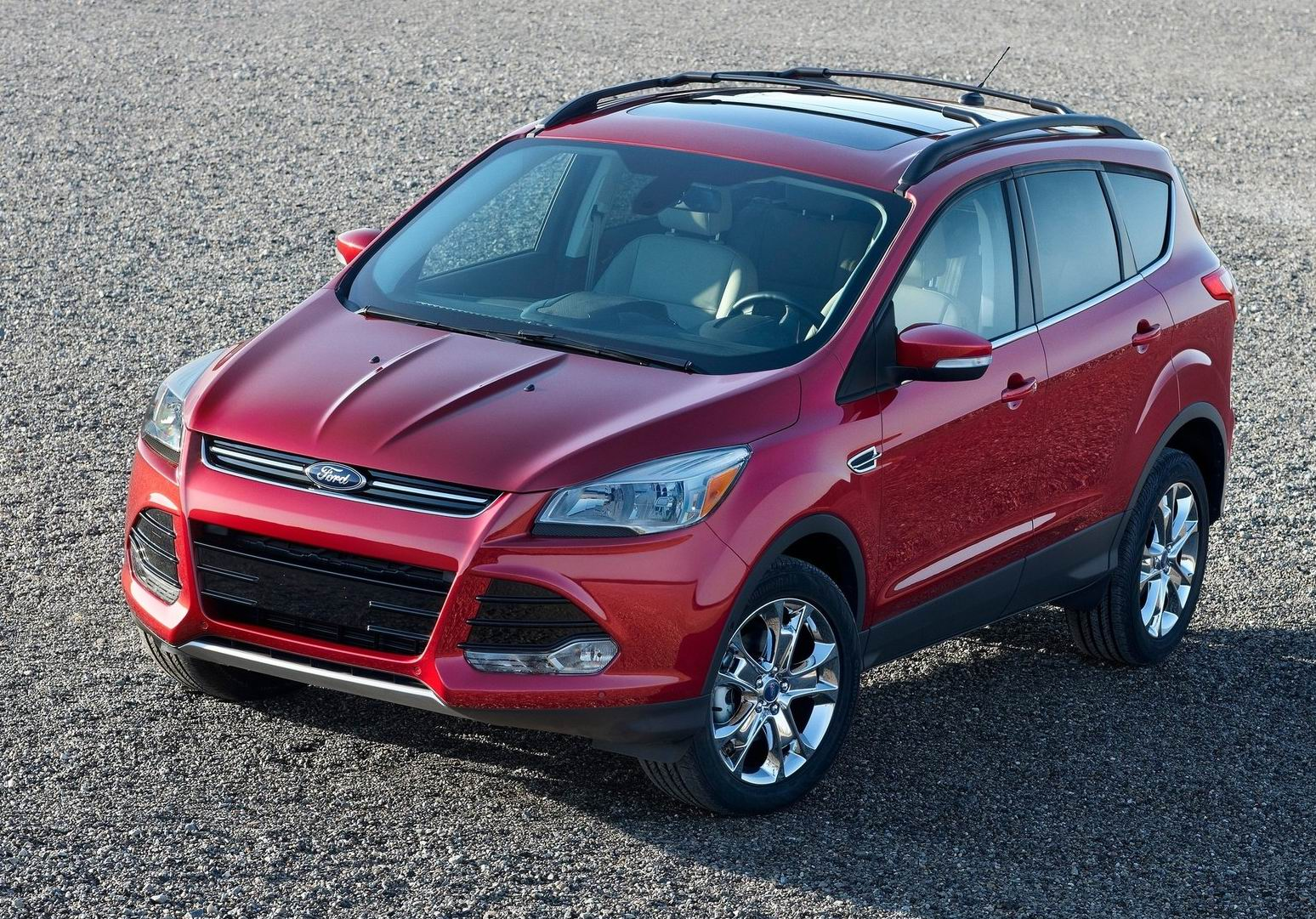 Photo of Ford Escape 2012 [new Kuga]