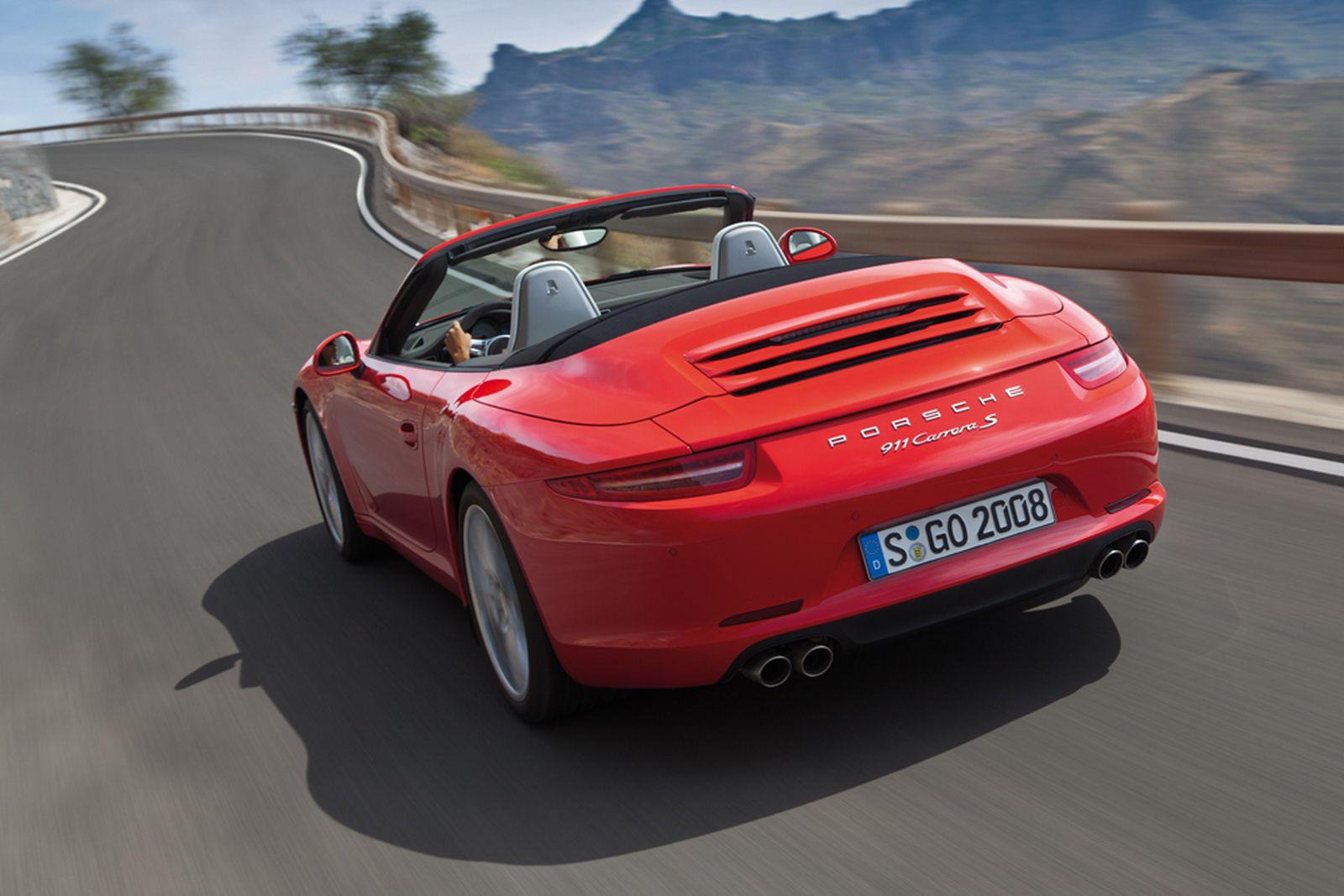 Photo of Porsche 911 Cabriolet [vid]