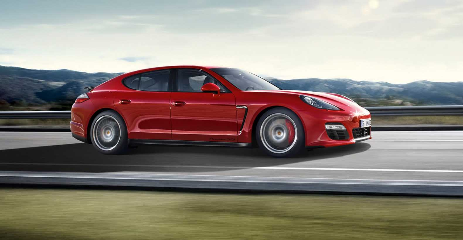 Photo of Porsche Panamera GTS [new model]