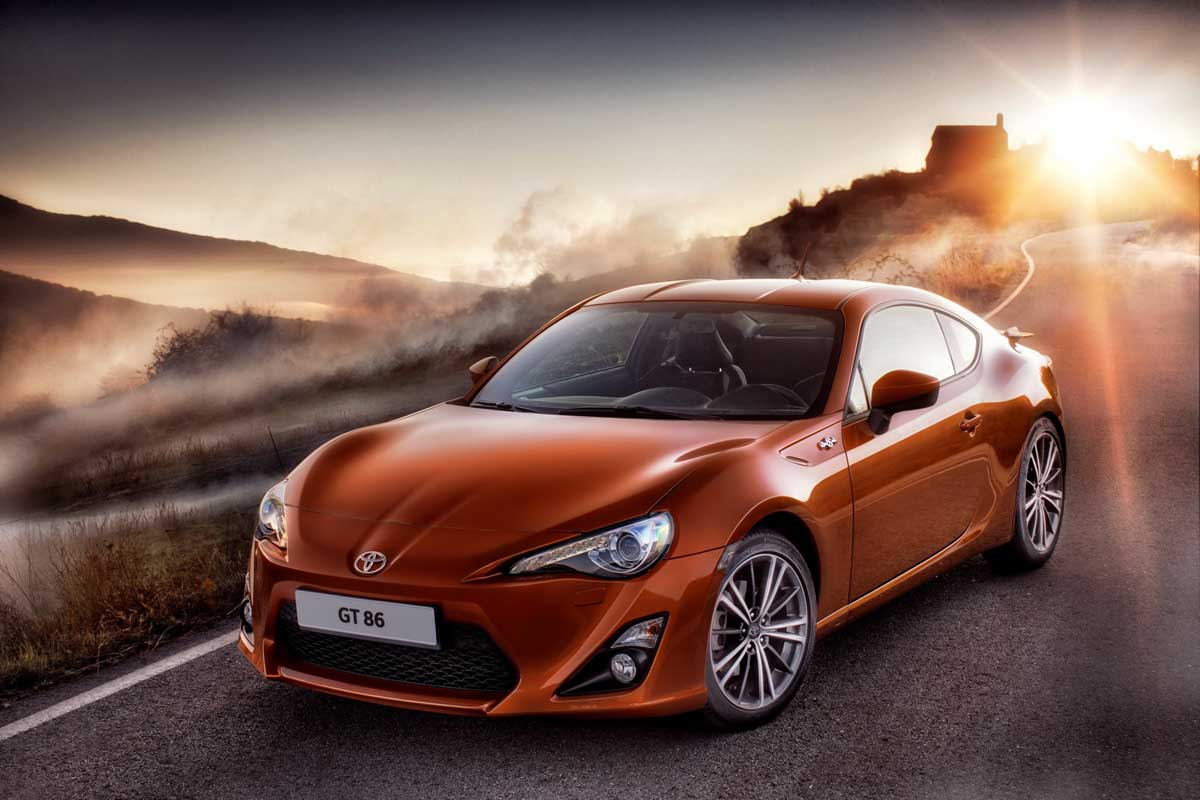 Photo of Toyota GT 86 [new model]