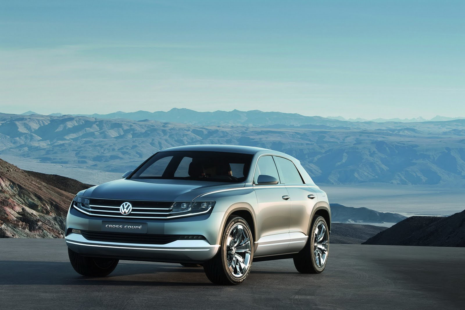 Photo of Volkswagen Cross Coupe SUV [concept]