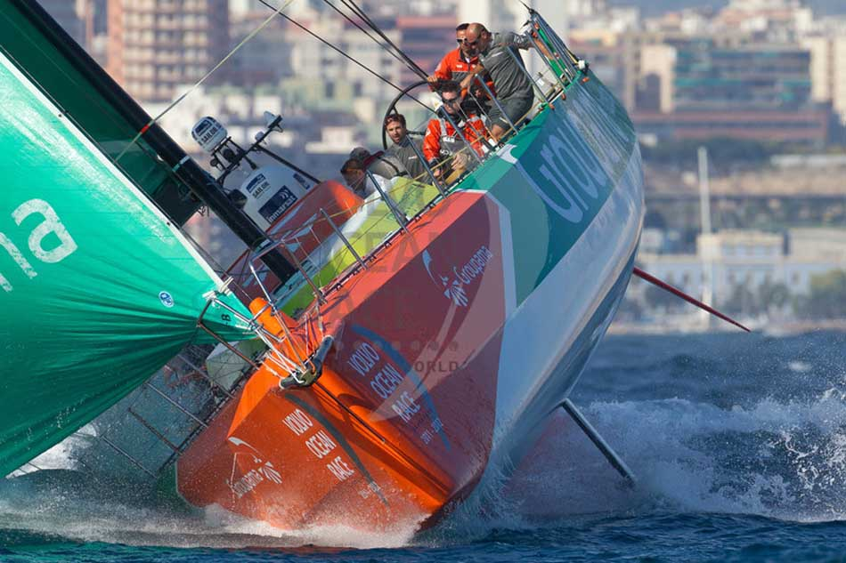 Photo of Volvo Ocean Race [time-out]