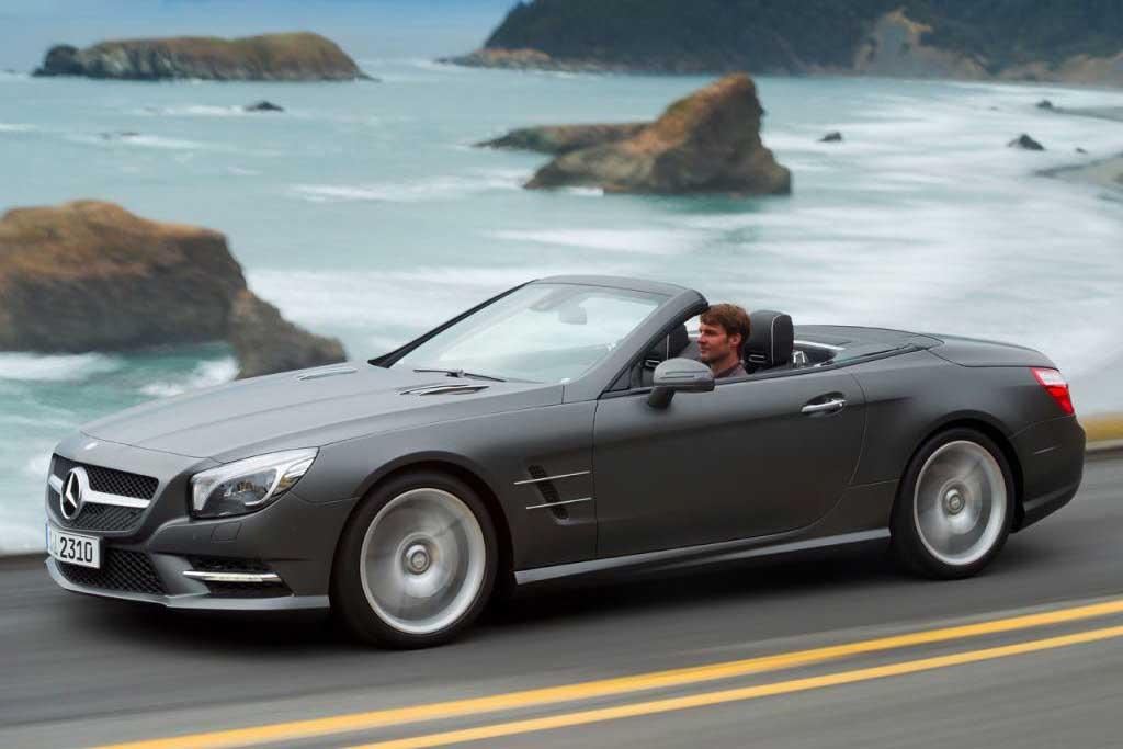Photo of Mercedes-Benz SL [web link]