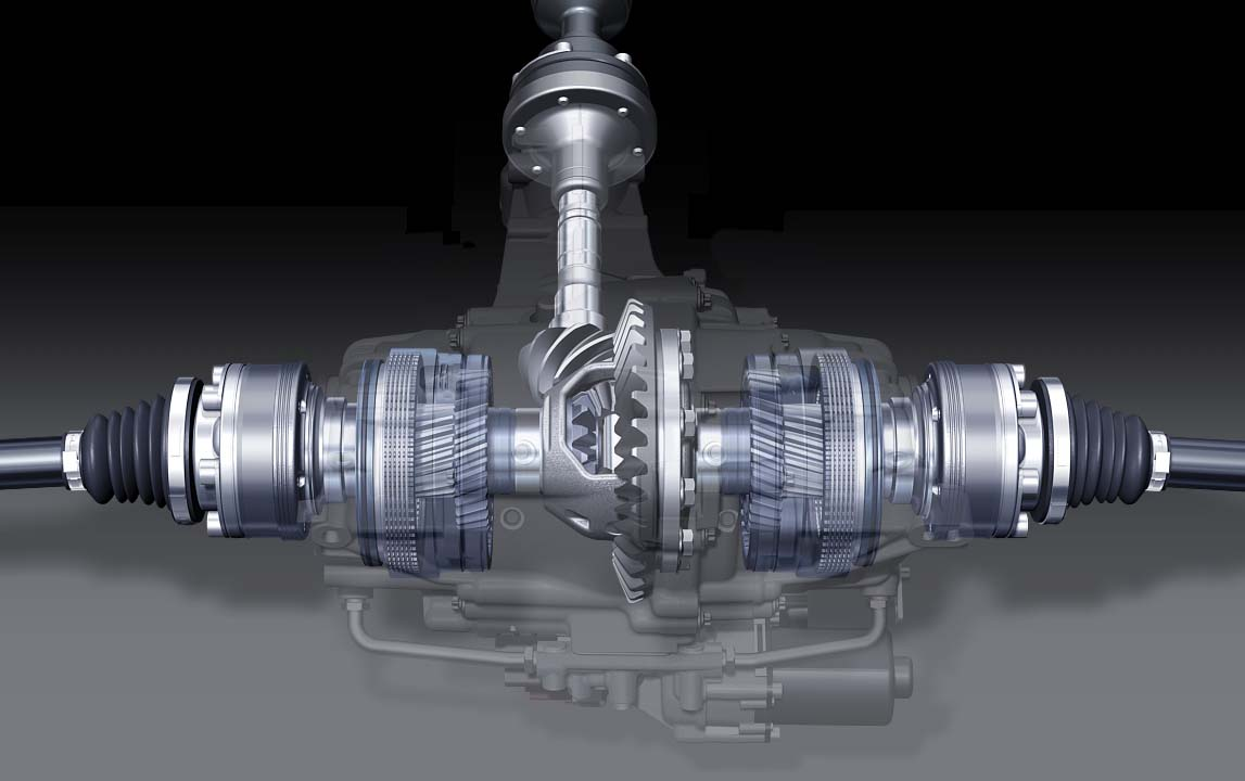 Photo of Audi Sport Differential