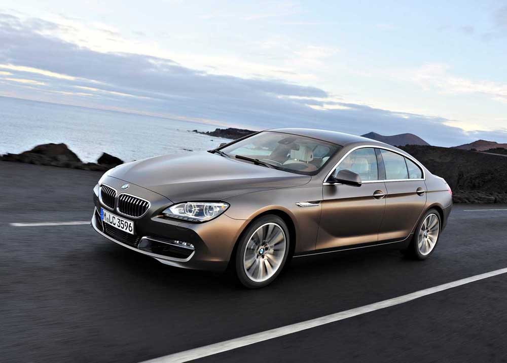 Photo of BMW 6 Gran Coupé [new model]