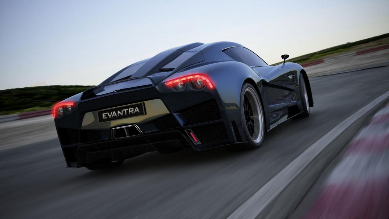 Photo of FM Auto Evantra [supercar]